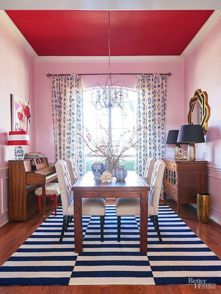 2020 Colorful Home Interior Design 50 Room Renovation And Decor Concepts Combine And Match Colours Sugary Burgundy