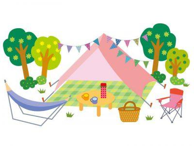【夏フェス】テント泊を快適&便利にするアイテムベスト11!!