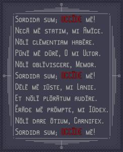 plea poem