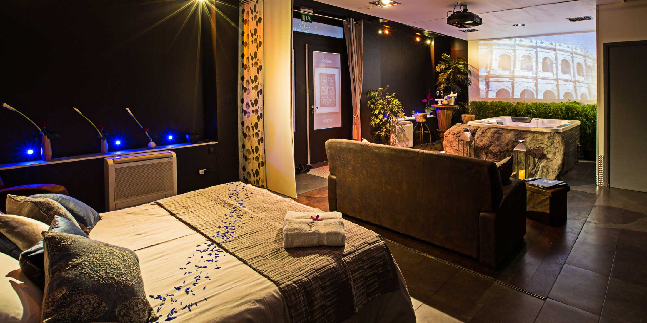 Salon De Massage Nimes Suite And Spa No Idem