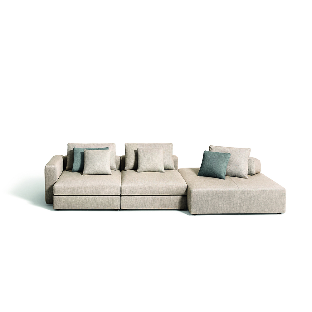 Piero Lissoni Modular Sofa Mosaique Piero Lissoni Depadova Suite Ny