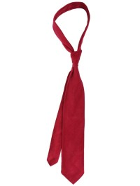 Bright Red Ties