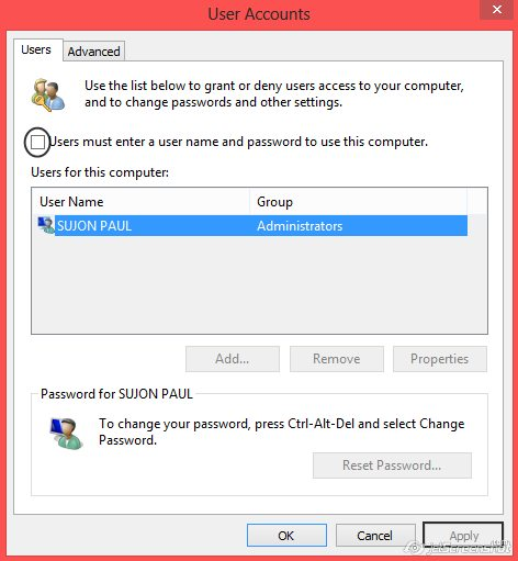 How To Bypass Windows 8 Password Login Screen