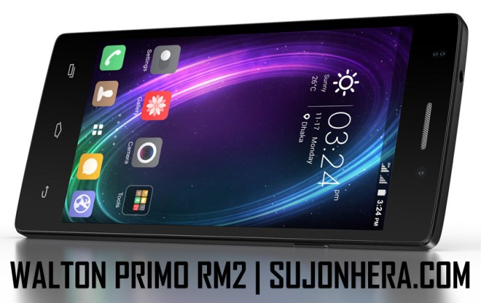 Walton Primo RM2 Android Phone Full Specifications & Price