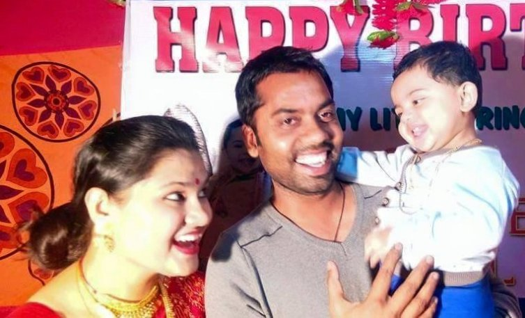 Syed Rasel Bangladeshi Cricketer with his wife