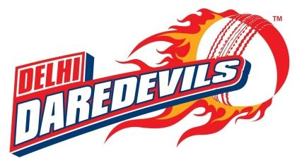 IPL T20 2016 DELHI DAREDEVILS DD LOGO