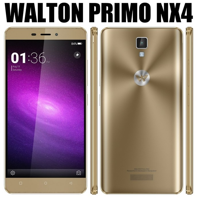 Walton Primo NX4 Android Phone Full Specifications & Price