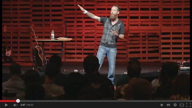 shocker sermon