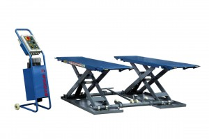 Low Profile Hydraulic Lift