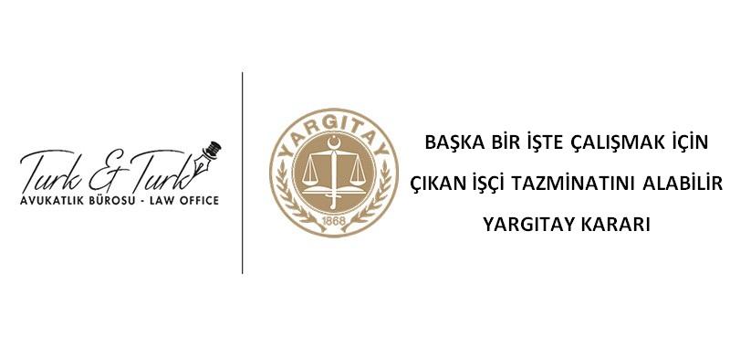 turk logo yargitay karari
