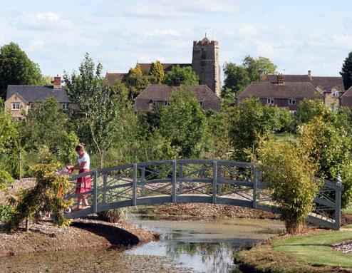 Mill Hollow Barn Garden