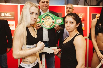 FABIANA BYTYQI VS. TEODORA BACHEVA POR CAMPEONATO JUVENIL WBC | Suljos Blog