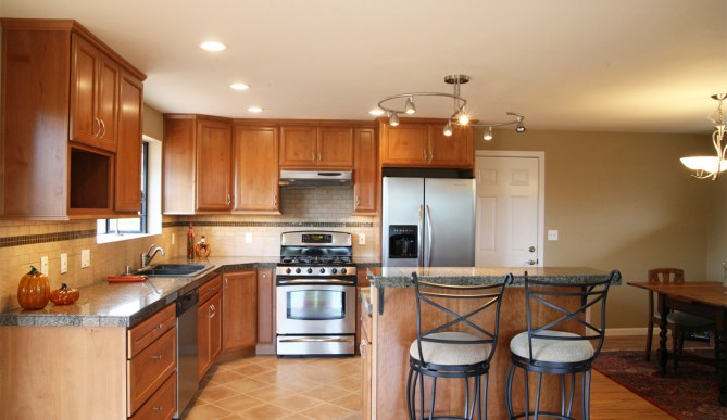 Kitchen Remodeling and Upgrades