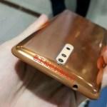 ノキアのS835搭載フラッグシップ、Nokia 8の「ゴールド」実機画像が大量リーク