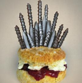 Game of Scones Throne