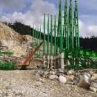Kunjungan Kerja Dirut PT Semen Padang ke Proyek Indarung VI