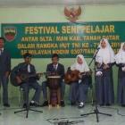 MERIAHKAN HUT TNI, KODIM 0307/TD GELAR FESTIVAL SENI