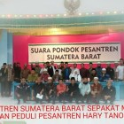 Pesantren Sumatera Barat Tolak Yayasan Peduli Pesantren dan Program YPP