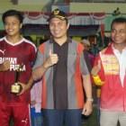Turnamen Minangkabau Cup Ajang Pencarian Bibit Berbakat