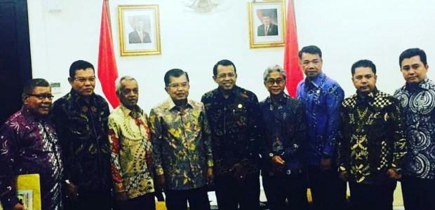 Pasca Lebaran, Jusuf Kalla Bakal Resmikan Gedung Baru UNP