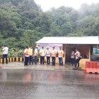 Ruas Jalan Padang Menuju Pangkalan Aman Dilalui Pemudik