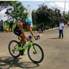Rhino X Triathlon 2017, Alhberd Menangis Hanya Berada di Posisi 4