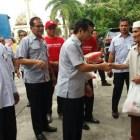 1200 Paket Dijual Pada Pasar Murah PT Semen Padang