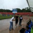Sepakbola Popnas Sumbar Pancang Target Semifinal