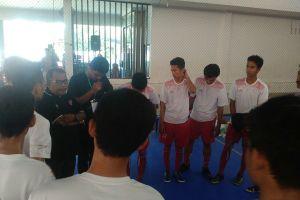 Futsal IKASMA 2 Gigit Jari, Gagal Lolos Final LFN Sumbar