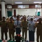 Tingkatkan Kompetensi Upacara Bendera di Sekolah, Dispora Padang Gelar ToT