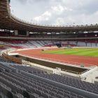Stadion Utama GBK Siap Digunakan Pertandingan Ujicoba Timnas Indonesia vs Islandia