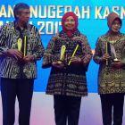 Uji Kompetensi Kementerian PUPR Mendapat Penghargaan Komisi Aparatur Sipil Negara
