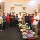 Diskusi Olahraga AJO Sumbar dan Wako Padang: Pemko Padang Bertekad Bangun Infrastruktur Olahraga Baru