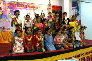 Sanggar Mutiara Minang Kembali Juara Umum Lomba Gebyar 11 Tahun HUT Sanggar Permata Hati