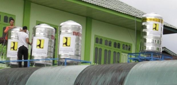 Kementerian PUPR Berikan Dukungan Infrastruktur Air Bersih dan Sanitasi Masjid Sumatera Barat
