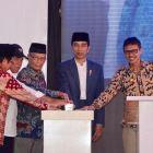 Presiden Jokowi : Pembangunan Pesantren Wujudkan Cita Cita Buya Hamka