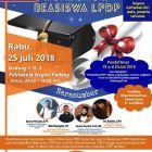 Beasiswa LPDP Mata Garuda Roadshow ke Politeknik Negeri Padang
