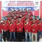 PSP Padang Dilepas Mahyeldi Ke Medan Laga