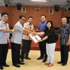 Studi Banding ke Semen Padang, PT HM Sampoerna Tbk Tertarik dengan Program Forum Nagari