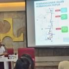 Konektivitas Jalan Perbatasan Jadi Perhatian Utama Kementrian PUPR