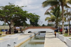 Inilah Penampakan Monumen Kapsul Waktu Bakal Diresmikan Presiden RI