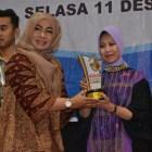Menteri Desa PDTT Terima Buka! Award 2018