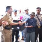 Kementerian PUPR Targetkan 699 Unit Huntara Rampung Akhir Februari 2019