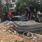 Kementerian PUPR Kirim Alat Berat, Karung Pasir dan Bronjong Bantu Penanganan Darurat Tanggul Jebol di Bandung Timur