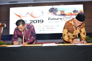 Politeknik Negeri Padang MoU dengan Pemko Padang