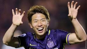 日本代表の若手浅野