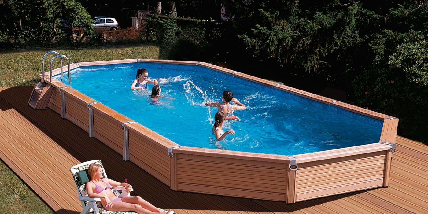 Bodensauger Pool Bestway Summer Fun | Azteck-becken