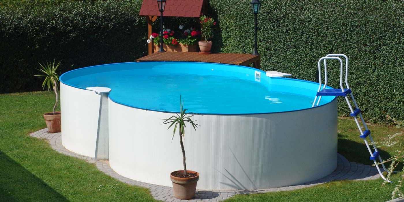 Pool Komplettset Mit Sandfilteranlage Test Summer Fun Einsteigerbecken