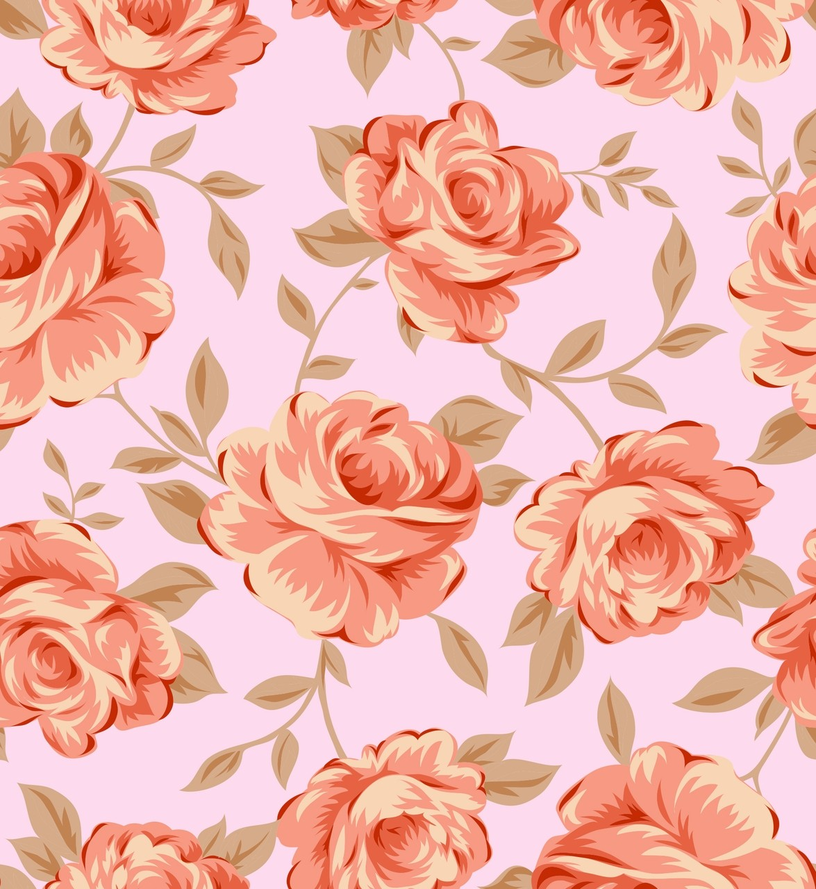 Wallpaper Hd Floral Flower Pattern Ogq Backgrounds Hd