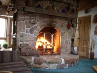 The Rumford Fire Place | Summer Hill Building & Contracting